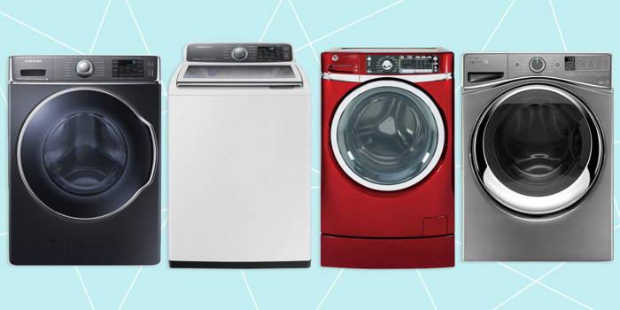 مشکل عدم تخلیه آب ماشین لباسشویی